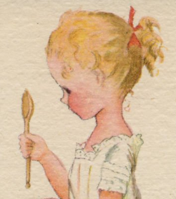Tasha-tudor-1942-ars-sacra-card-envelope-girl-duck_250792978062